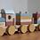 Thumbnail: Train à blocs Pure & Nature