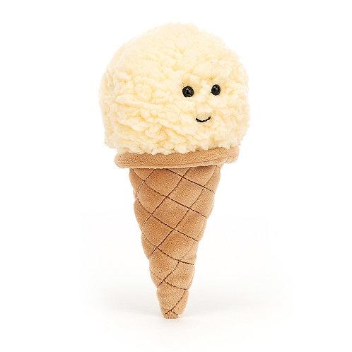 Ice cream vanille