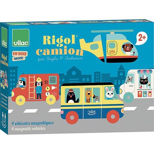 Rigol'camion