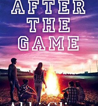 AFTER THE GAME, the Field Party series by author Abbi Glines.