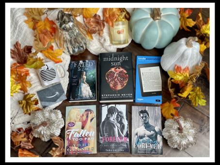 October Giveaway!