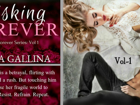 Risking Forever: Vol 1 is Live!