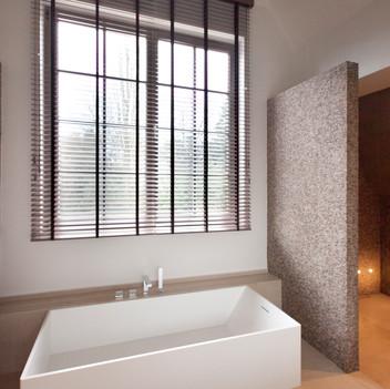 Ook in de badkamer zijn godrijnen belangrijk.