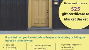 MAPC Housing Focus Group