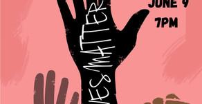 Black Lives Matter Virtual Vigil Recap