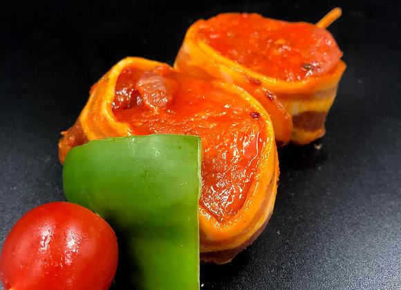 Brochette de filet mignon de porc [25.90€/KG]