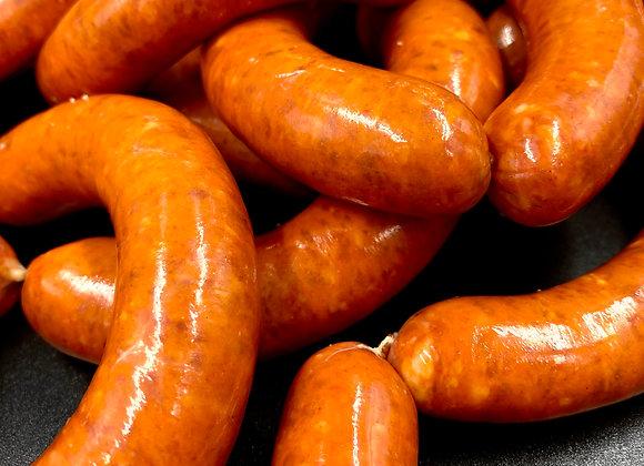 Saucisse à griller chorizo [13.50€/KG]