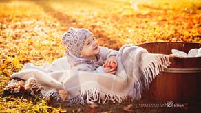 Фотосессия для маленького улыбашки!)