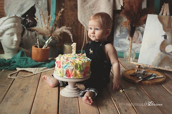 Крушение тортика