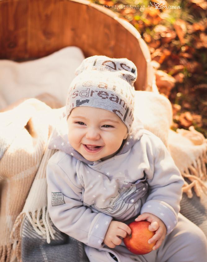 Детская фотосессия в Магнитогорске.