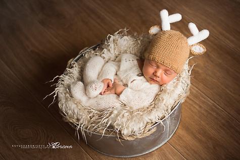 Фотосессия новорожденных в Магнитогорске.