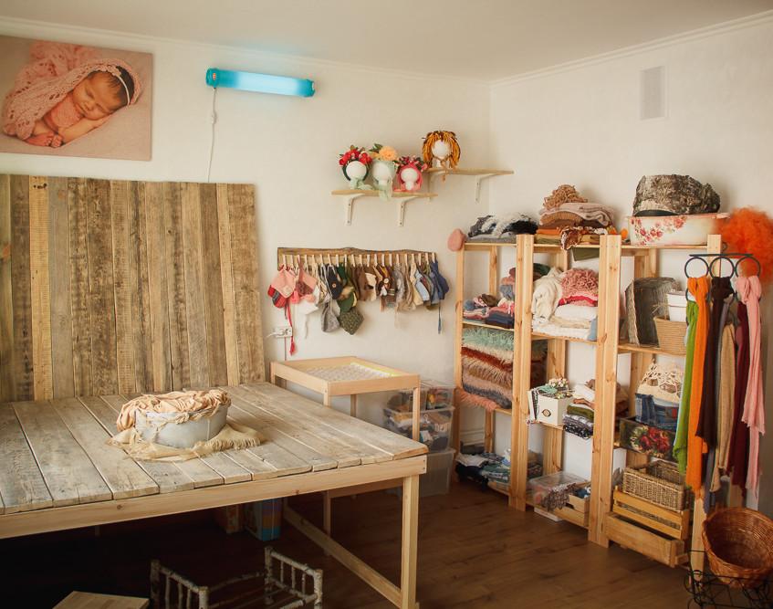 Фотостудия для новорожденных в Магнитогорске.