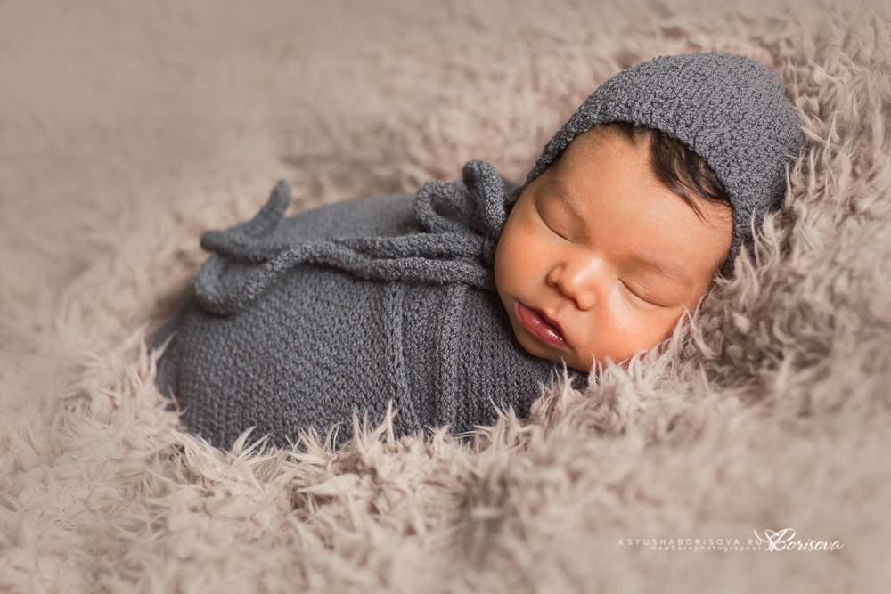 фотосессия новорожденных в Магнитогорске
