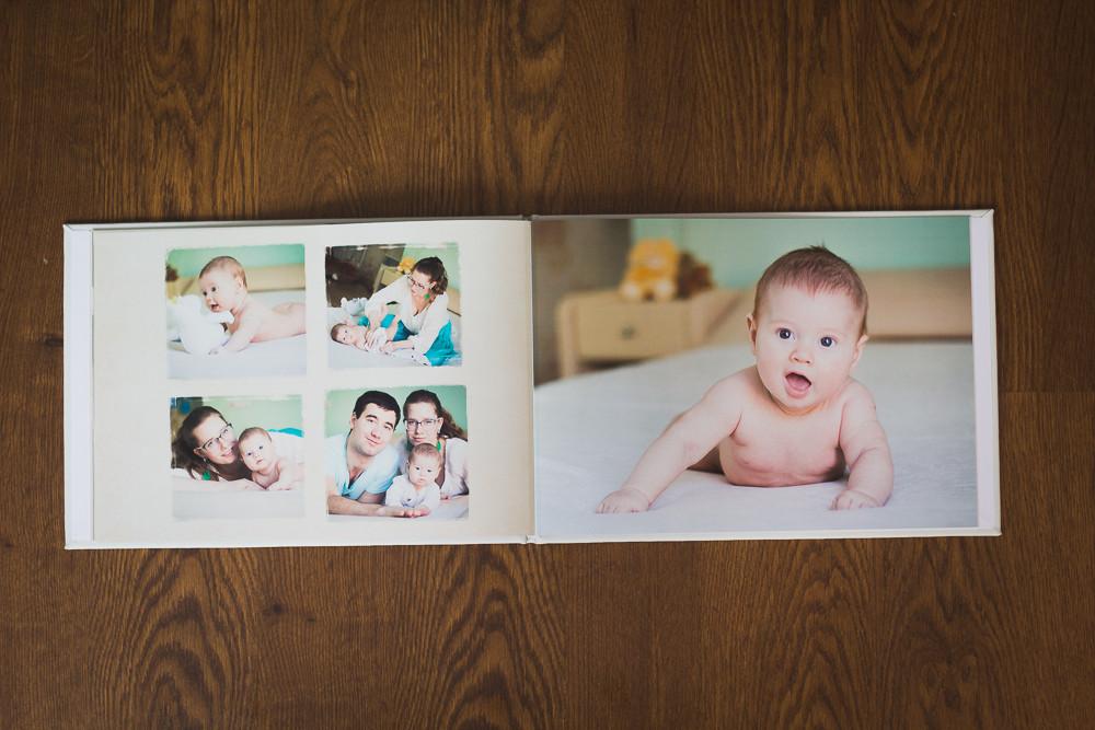 фотокнига, семья, ребенок