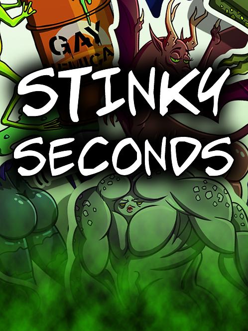 Sticker Seconds!
