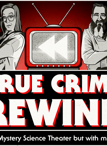 True Crime Rewind Logo