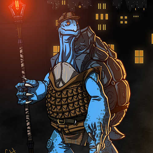Tortle Mage