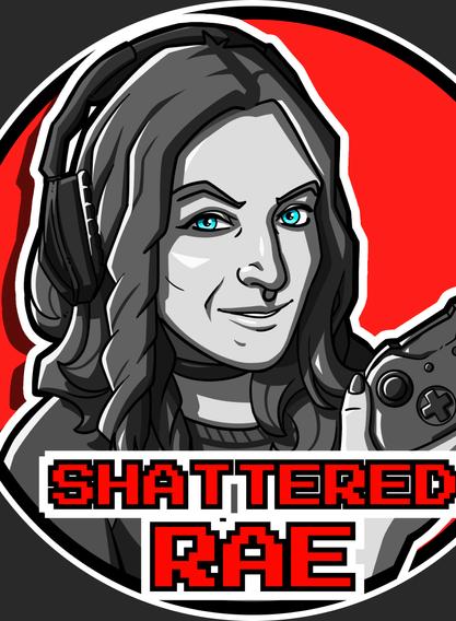 Shattered Rae Logo