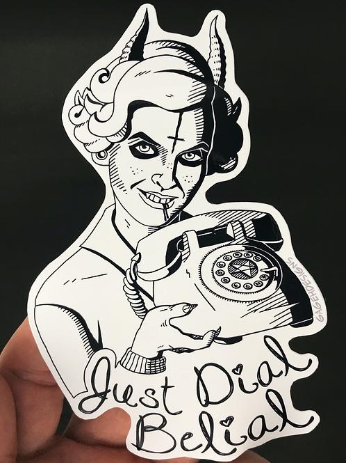 Just Dial Belial