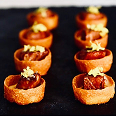 Short Rib Tartlet