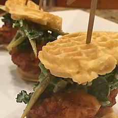 Chicken N Waffle Slider