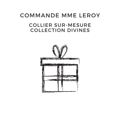 Commande Mme Leroy