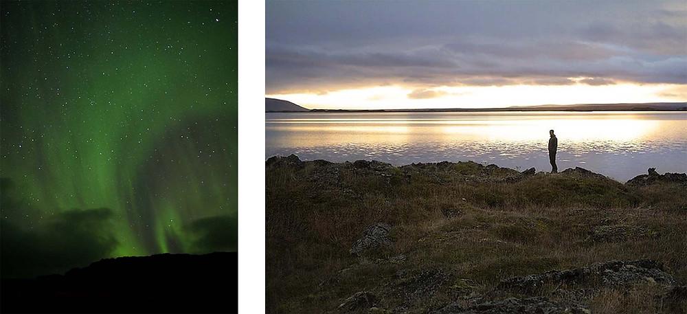IJsland Myvatn Meer Noorderlicht - The Chunk List
