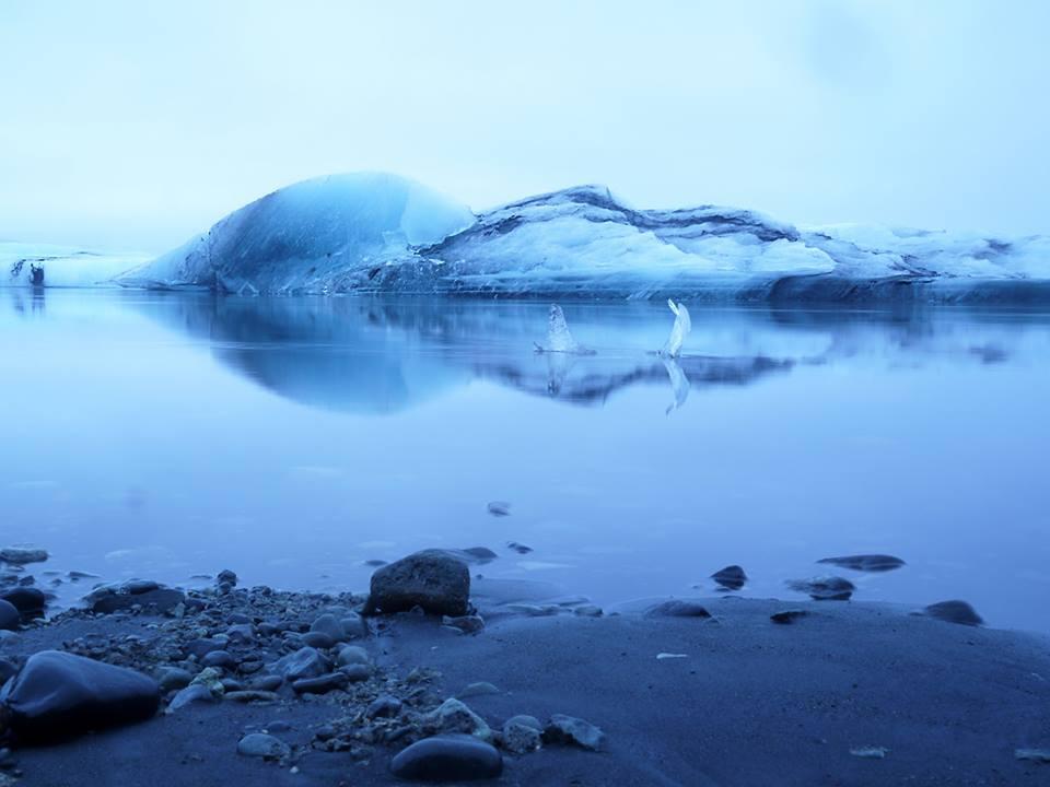 IJsland Jökulsárlón Gletsjermeer - The Chunk List