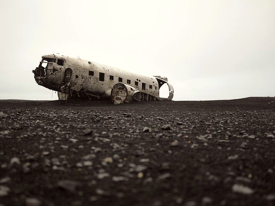 IJsland Solheimasandur DC3 - The Chunk List