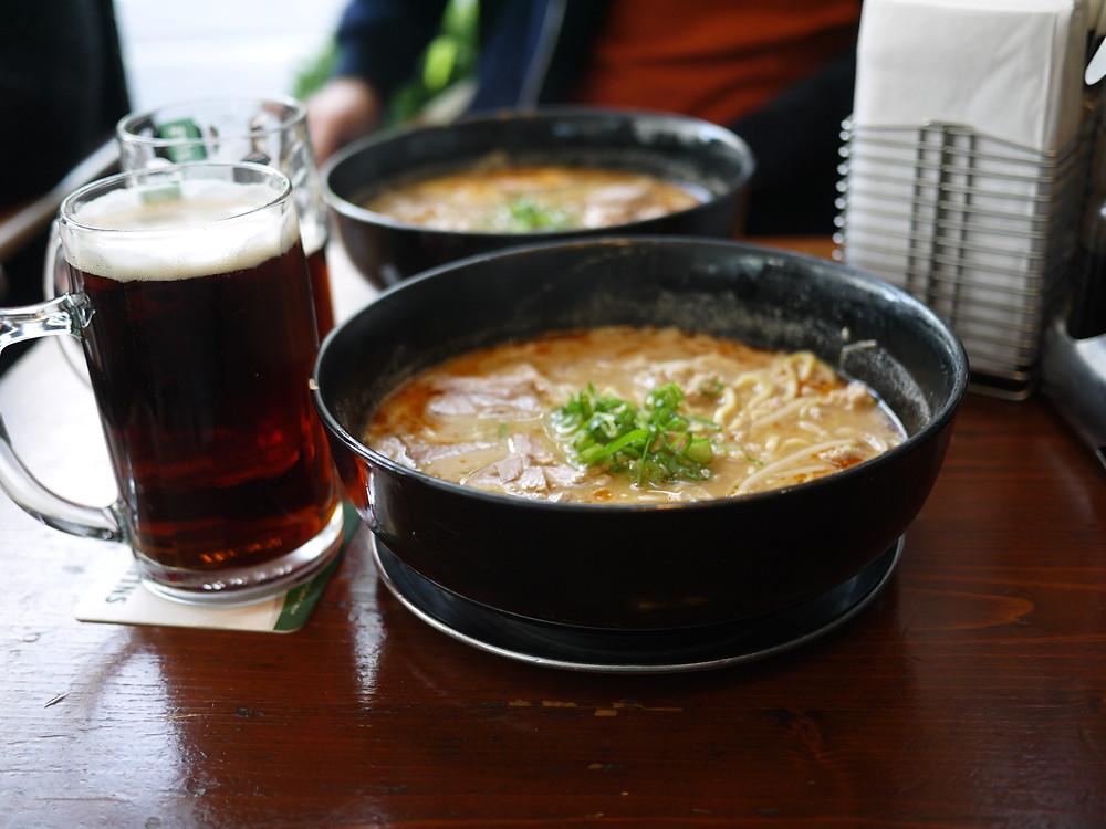 Naniwa Noodles & Soups Düsseldorf - The Chunk List