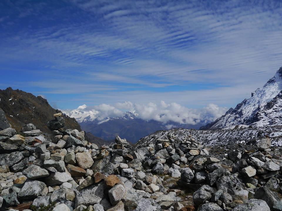 Machu Picchu Peru Salkantay Mountain - The Chunk List