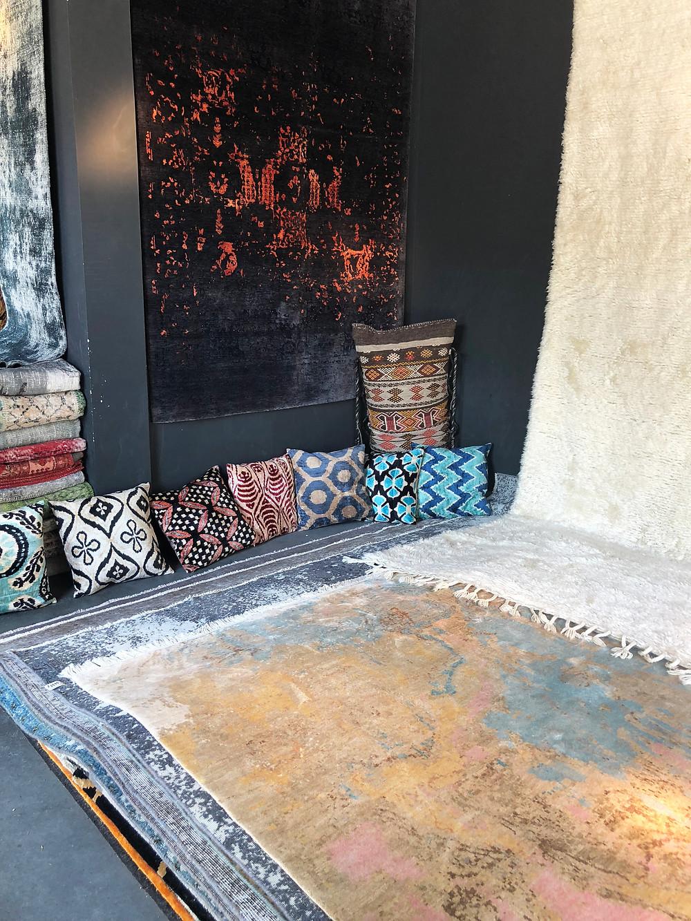 Tita Flying Carpets Antwerpen - The Chunk List