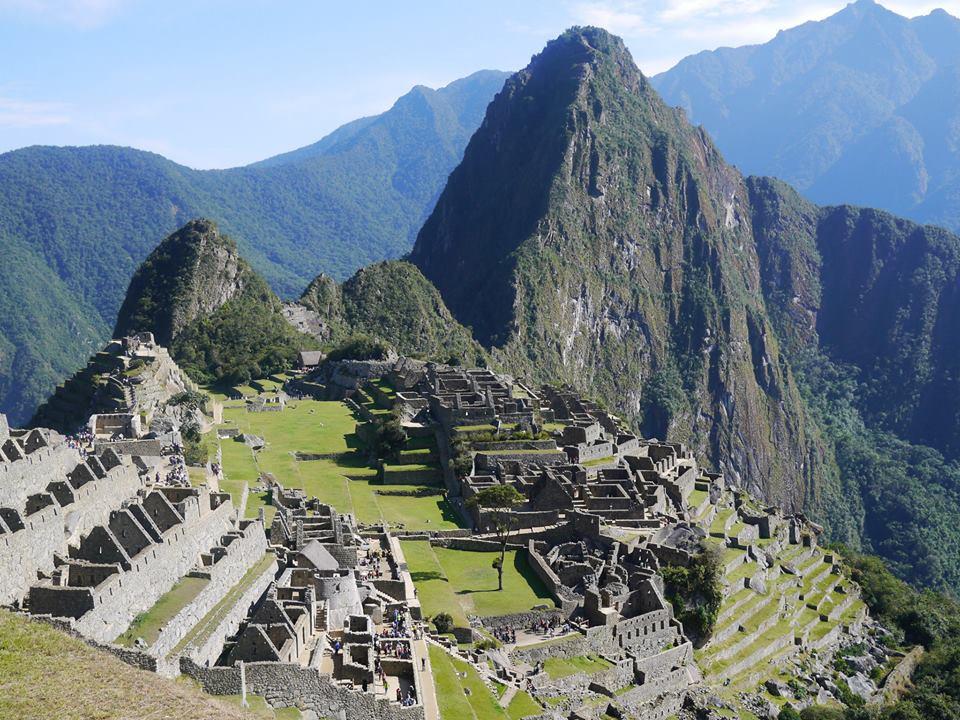Machu Picchu Peru - The Chunk List