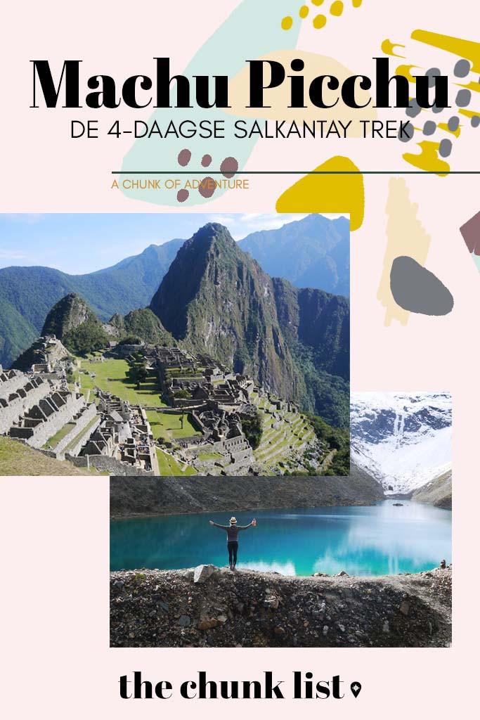 Pinterest Machu Picchu Salkantay