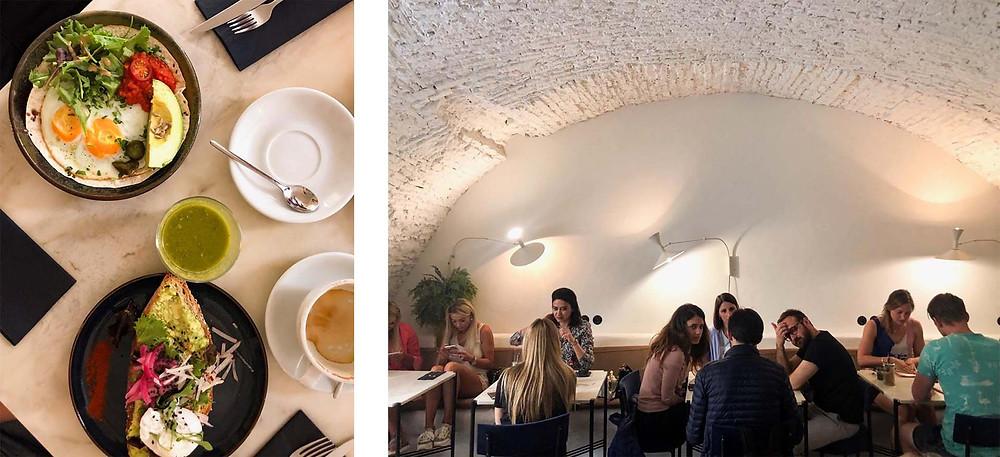 Lissabon Dear Breakfast - The Chunk List