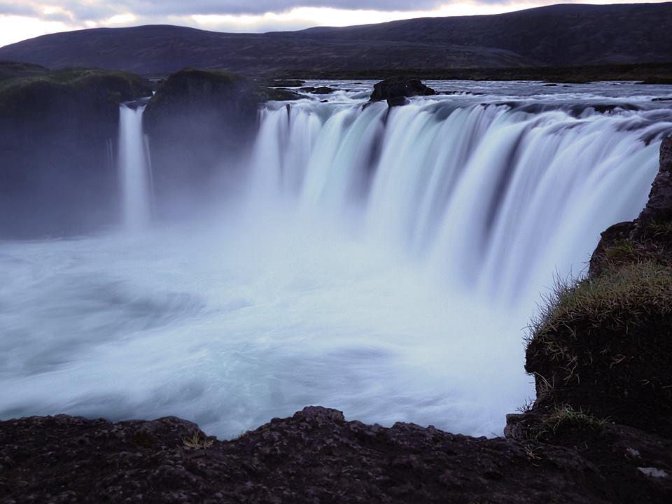 IJsland Goðafoss Waterval - The Chunk List