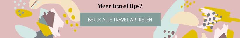 Meer travel artikelen - The Chunk List