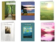 Tree Planting Sympathy Cards