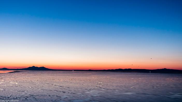 sun rise 2017