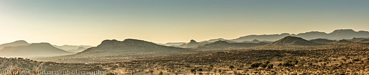Not far from Windhoek