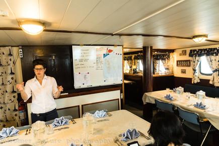 Maitre de cabine MS Origo 2018