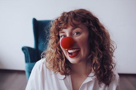 Kovo 18-oji - Raudonų nosių diena!