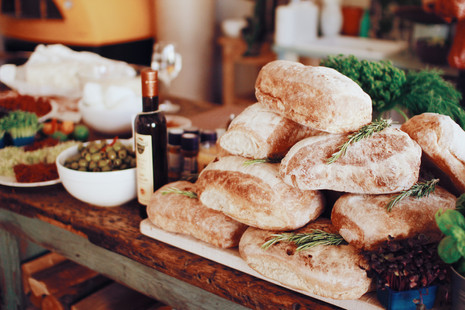 Alyvuogių aliejaus degustacija ir vakarienė   Itališko Skonio Gurmanai