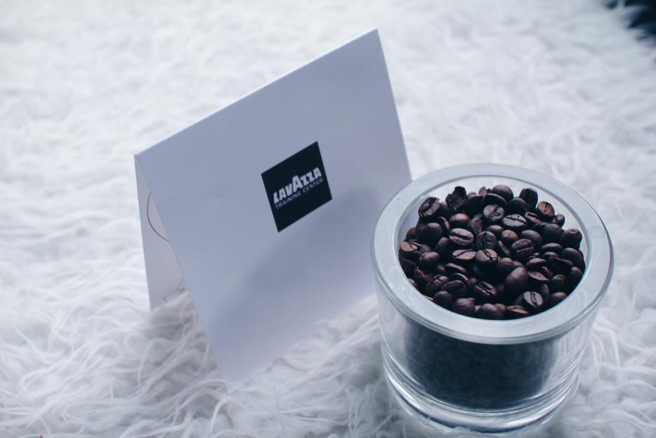 Lavazza Kavos dirbtuvių įspūdžiai - kieta kava ir kavos ikrai