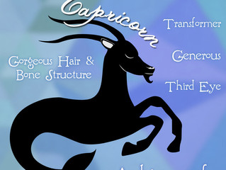 AstroAsana - Capricorn