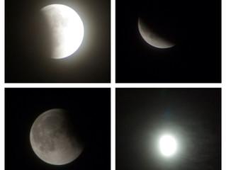 Meditation Monday - Full Moon Eclipse & Dhahrana