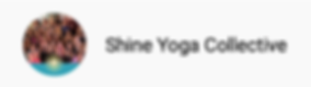 shine yoga collective logo