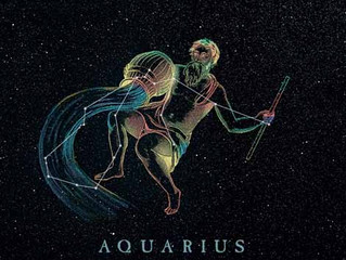 Aquarius ~ AstroAsana