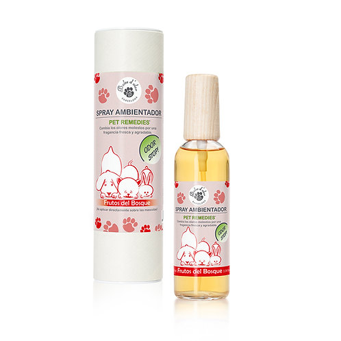 Spray Stop Odor Frutos do Bosque