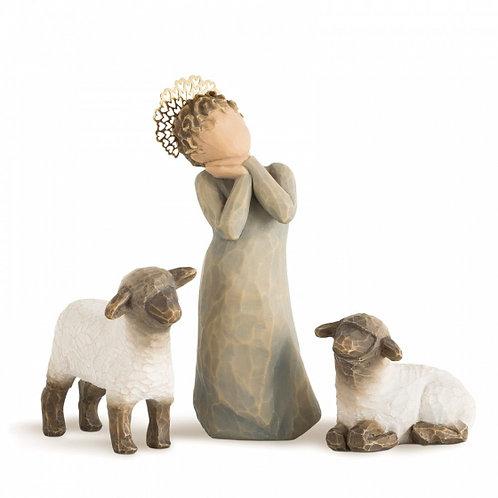 Little Shepherdess - Pequena pastora